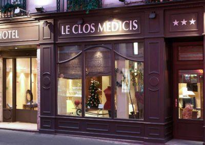 Hôtel Le Clos Medicis - Extérieur