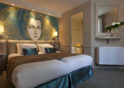 Hôtel Le Clos Medicis - Chambre Deluxe